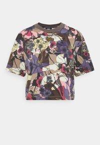 Nike Sportswear - FEMME  - Print T-shirt - ironstone - 0
