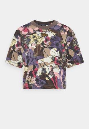 FEMME  - Print T-shirt - ironstone