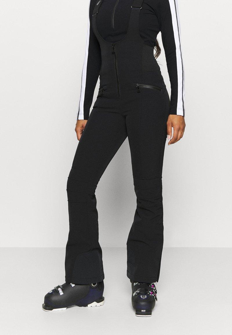 Toni Sailer - LILO - Spodnie narciarskie - black