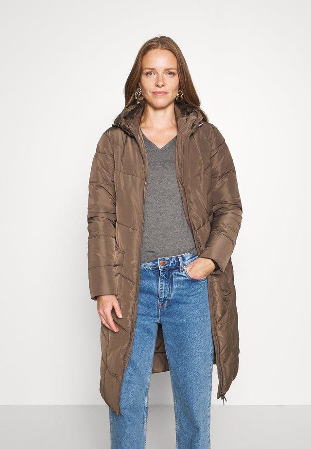 SC-NINA 10 - Zimní kabát - dark army