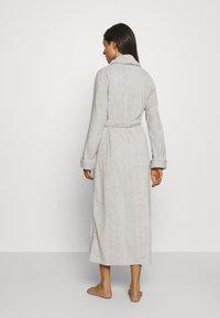 Lauren Ralph Lauren - LONG ROBE - Dressing gown - grey - 2