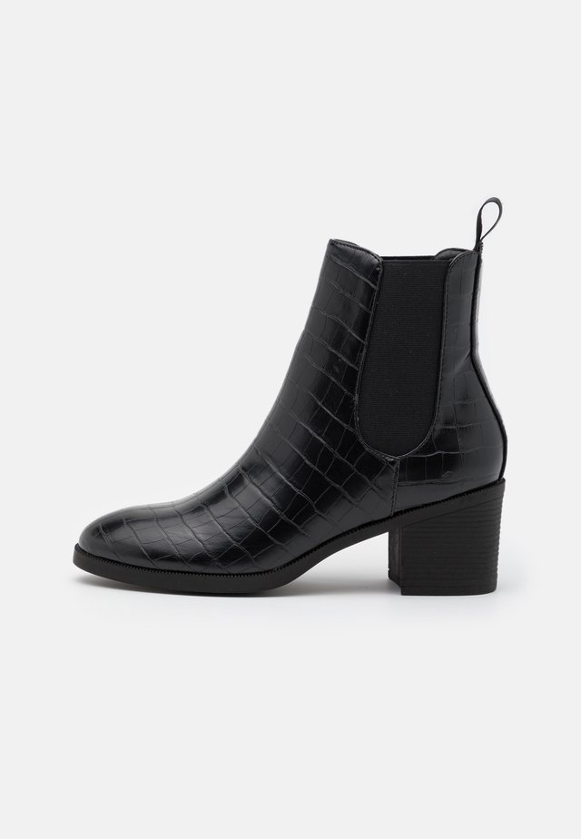 PARKERR - Bottines - black