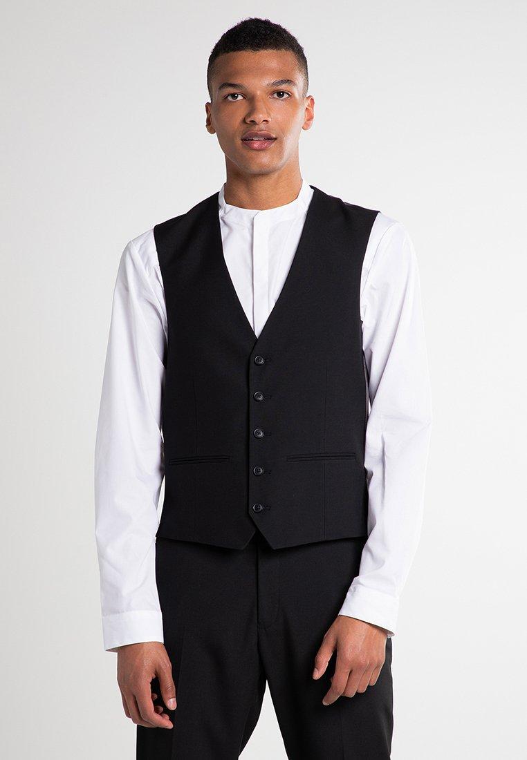 Next - Gilet elegante - black
