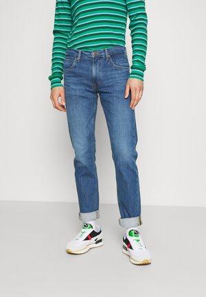 DAREN ZIP FLY - Jeans a sigaretta - dark freeport