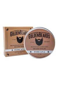 Golden Beards - BEARD BALM - Beard oil - toscana - 1