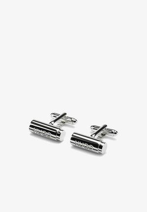 STOPPER - Cufflinks - silver