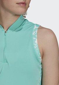 adidas Performance - Sports shirt - green - 2