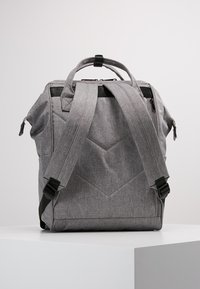 anello - TOTE BACKPACK UNISEX - Rygsække - grey - 2