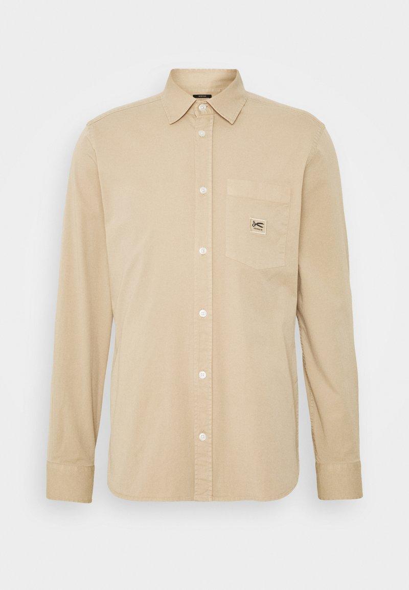 Denham - HARRISON POCKET - Shirt - sand