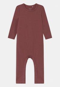 Name it - NBFRONLA 3 PACK - Pyjamas - dark sapphire/wild ginger - 2