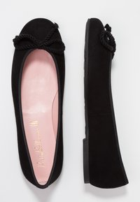 Pretty Ballerinas - ANGELIS - Baleríny - black - 3