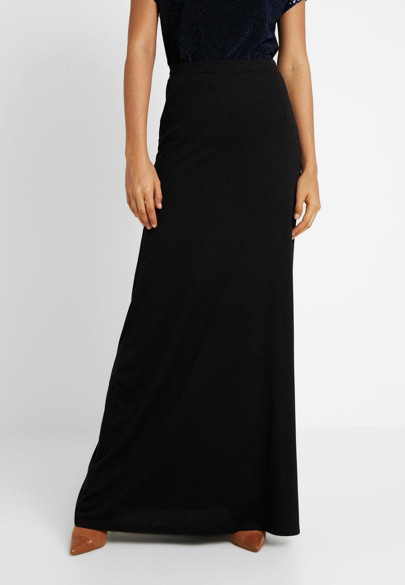 Anna Field Tall - Maxi skirt - black