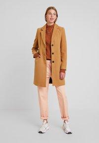 Vero Moda - VMCALA CINDY - Short coat - tobacco brown - 1