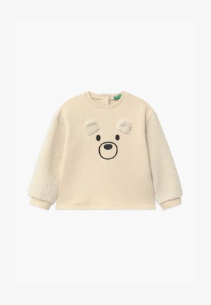FOREST FRIENDS  UNISEX - Collegepaita - off-white