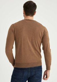 DeFacto - ITALIAN COLLECTION - Jumper - brown - 2