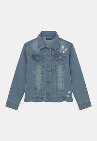 SMALL GIRLS DAISY - Denim jacket - jeansblau