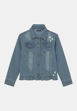 SMALL GIRLS DAISY - Jeansjacke - jeansblau