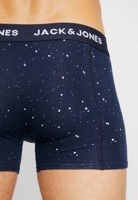 Jack & Jones - SPACE TRUNK 3 PACK - Underkläder - dark blue/multi coloured - 2