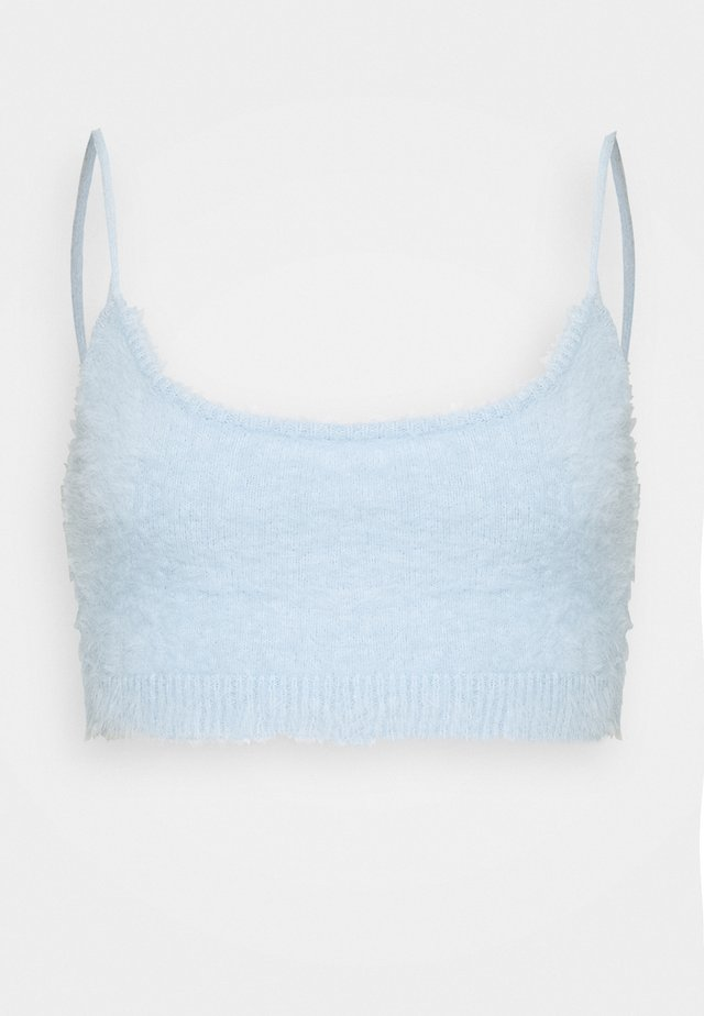 NIKA WOMEN - Top - sky blue