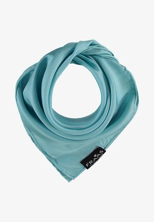 Halsdoek - turquoise