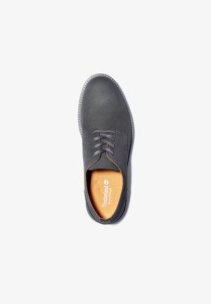 OXFORD - Chaussures à lacets - dark grey nubuck