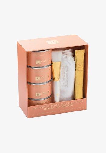 ANTI-AGING LUMINESCENCE PEARL MASK SET - Skincare set - neutral
