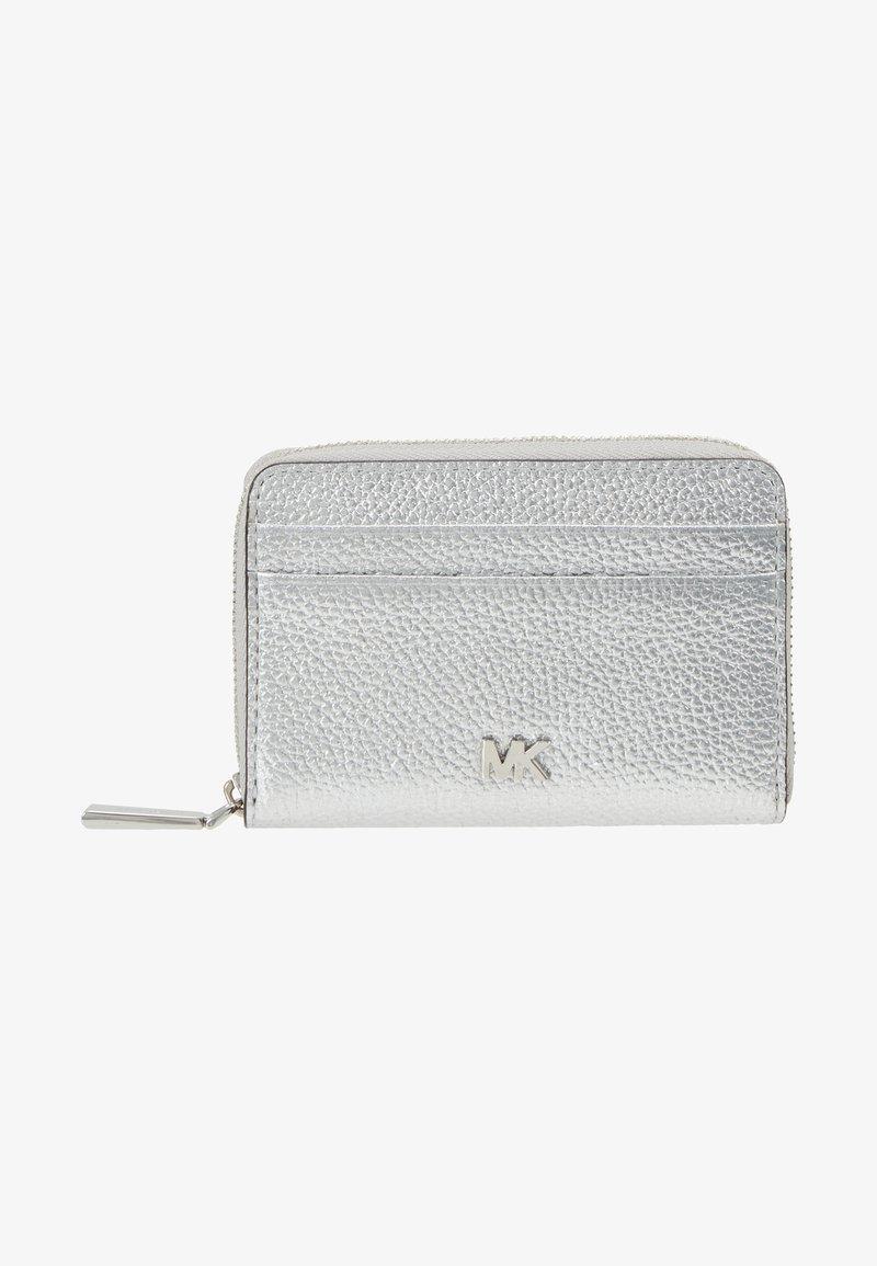 michael kors plånbok silver