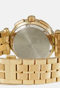Versace Watches - GRECA - Chronograph watch - gold-coloured/black - 4