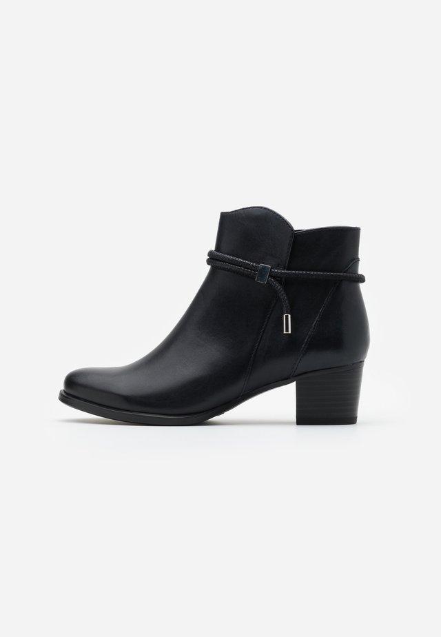 Boots à talons - ocean