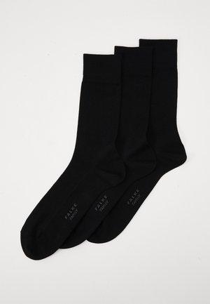 FAMILY BUNDLE 3 PACK - Socks - black