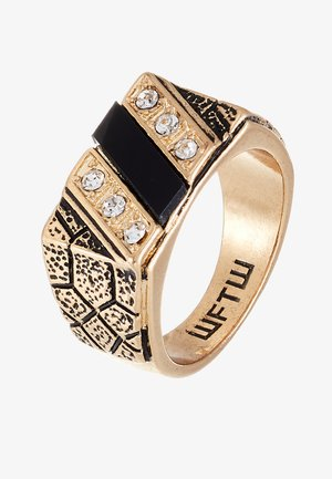 DALEY SIGNET - Ring - gold-coloured