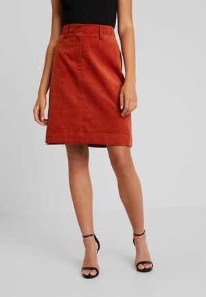 YASHEELI SKIRT ICONS - A-snit nederdel/ A-formede nederdele - picante