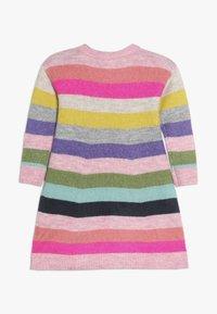 GAP - TODDLER GIRL CRAZY - Gebreide jurk - multi-coloured - 1