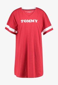 Tommy Hilfiger - SLEEP DRESS - Nightie - cardinal - 4