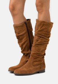 Tamaris - Boots - muscat - 0