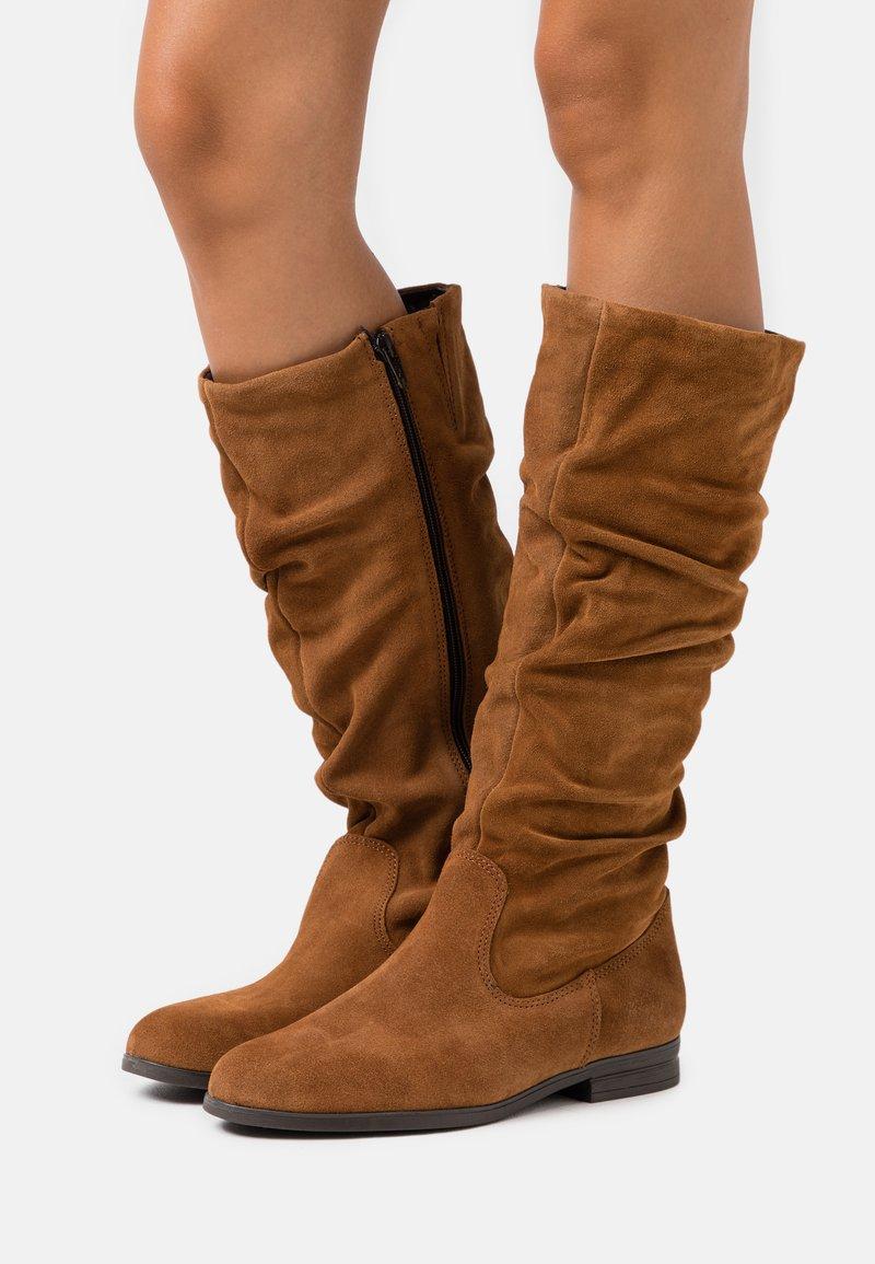 Tamaris - Boots - muscat