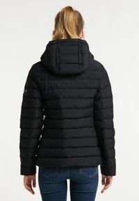 Schmuddelwedda - Winter jacket - schwarz - 2