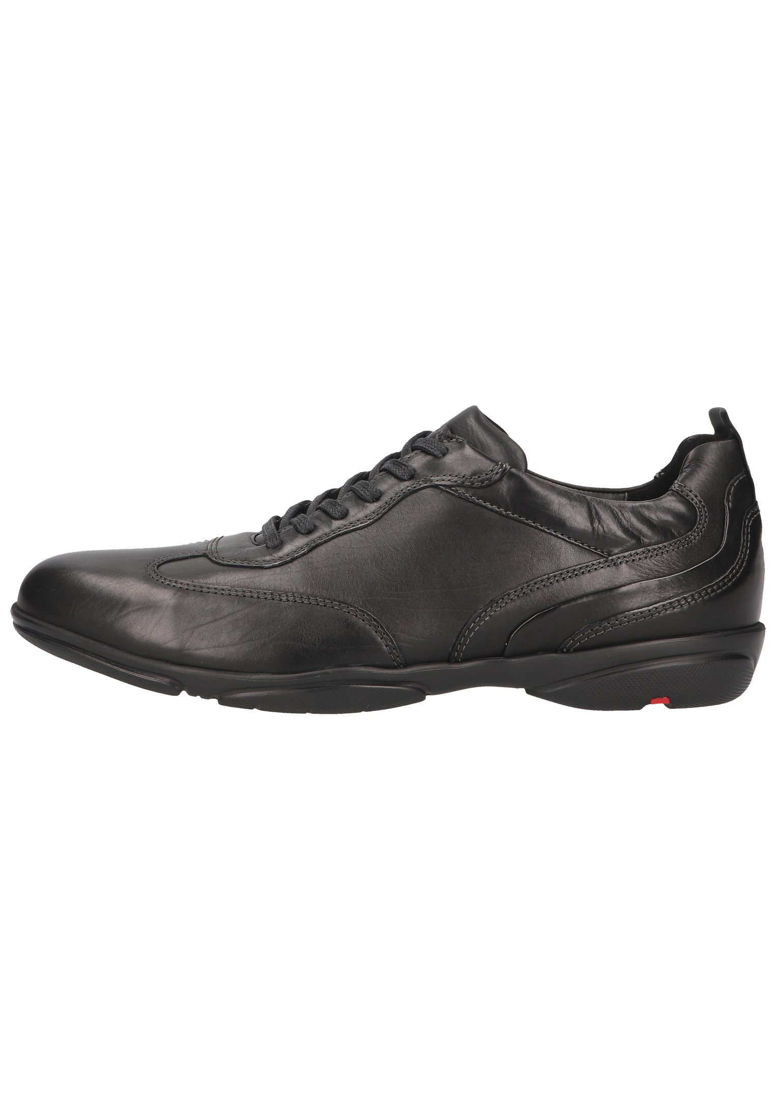 Homme Chaussures à lacets - schwarz