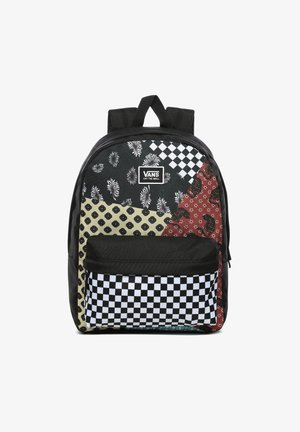 REALM CLASSIC - Tagesrucksack - floral patchwork