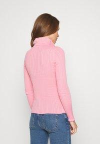 Trendyol - SIYAH - Cardigan - candy pink - 2