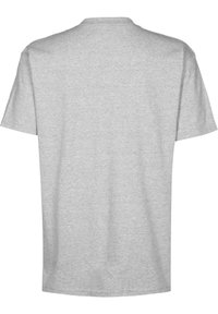 Obey Clothing - SQUARED UP - T-shirt med print - heather grey - 1