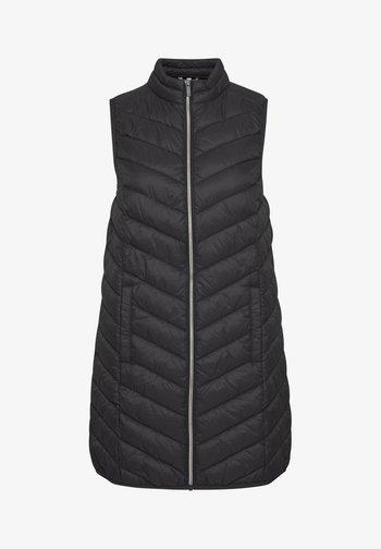 FRBAPADDING OUTERWEAR - Waistcoat - black