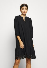 Saint Tropez - DRESS - Kjole - black - 0