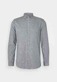 Jack & Jones PREMIUM - JPRBLALOGO AUTUMN - Shirt - grey melange - 4