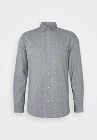 JPRBLALOGO AUTUMN - Overhemd - grey melange