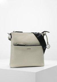L. CREDI - FELICITAS - Across body bag - stone - 1