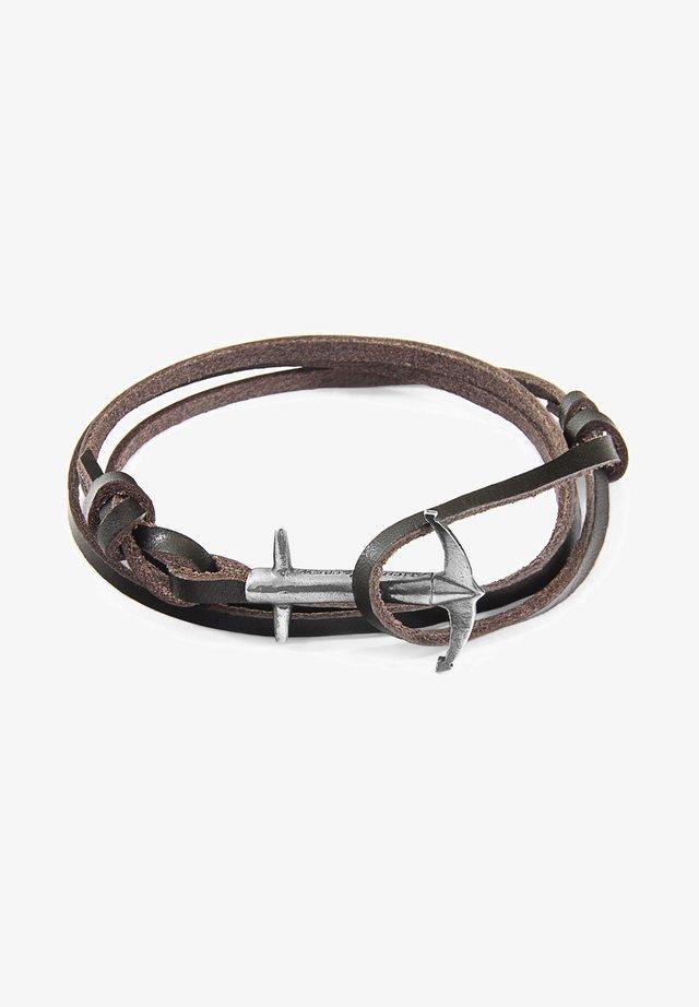 ADMIRAL - Bracelet - brown