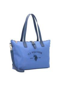 U.S. Polo Assn. - PATTERSON - Handbag - light blue - 2