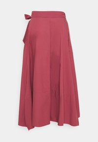 WEEKEND MaxMara - OBLARE - Pleated skirt - dunkelmauve - 7