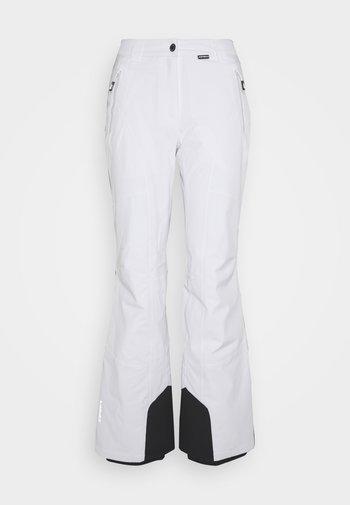 FREYUNG - Snow pants - optic white